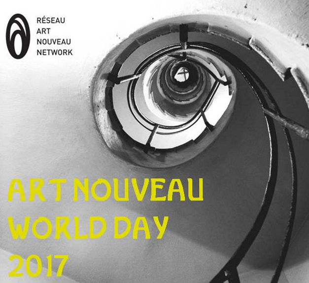 Art Nouveau World Day 2017