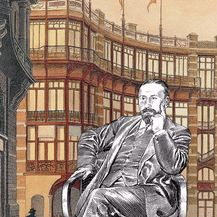 Victor Horta, a lost world